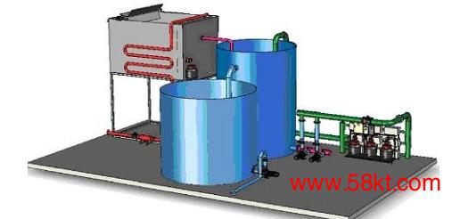 高级氧化高浓度有机废水处理设备