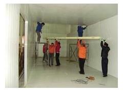 杭州冷库制冷设备, 杭州冷库安装、冷库板厂家