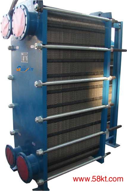 板式冷凝器