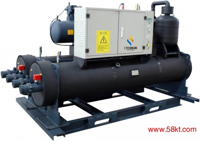 黄万铁路地源热泵中央空调