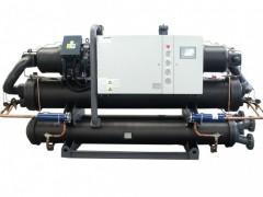 地源热泵中央空调热回收机组, 地源热泵空调系列