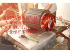 比泽尔制冷压缩机电机, 压缩机电机维修