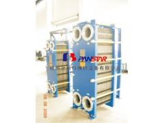上海润滑油冷却用板式热交换器