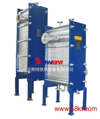 上海派斯特全焊接板式换热器