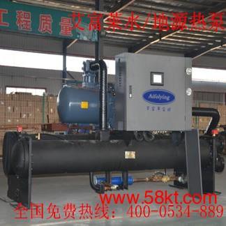 水源热泵机房