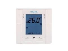 西门子房间温控器, 控制面板