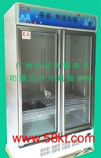 广州防爆冰箱展示柜