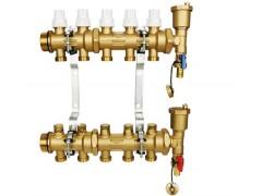 德国曼瑞德分集水器温控器