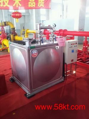 不锈钢污水提升泵站