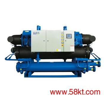 水冷螺杆(变频)工业冷水机组