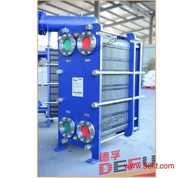 余热回收专用可拆式板式换热器