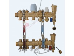 地暖集分水器