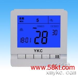 电采暖大功率地暖温控器