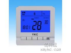 电采暖大功率地暖温控器, 大面积地暖专用