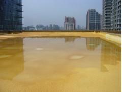 聚氨酯屋面防水喷涂保温材料