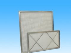 可更换板式覆网初效空气过滤器, 空气过滤器 过滤器 净化 空调