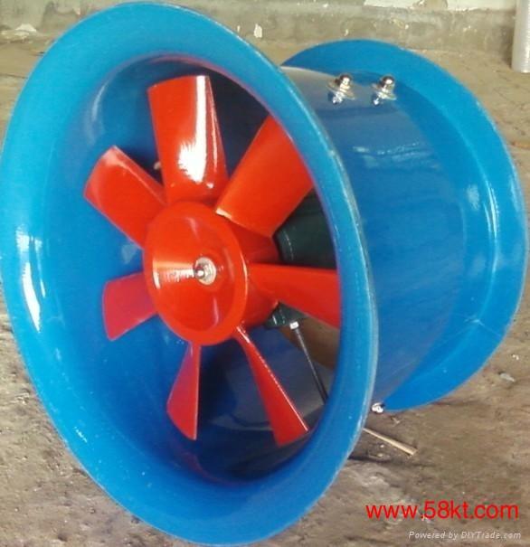 玻璃钢制品-玻璃钢轴流风机