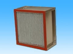 耐高温高效空气过滤器, 耐300度高效过滤器