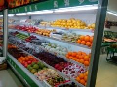 多彩立风柜/水果风幕柜展示柜