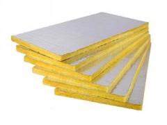 铝箔贴面玻璃棉板