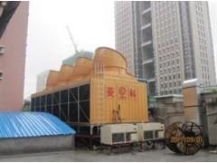 节能环保无风机型冷却塔