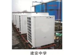 商用空气能热泵, 对大型项目的运作有优势