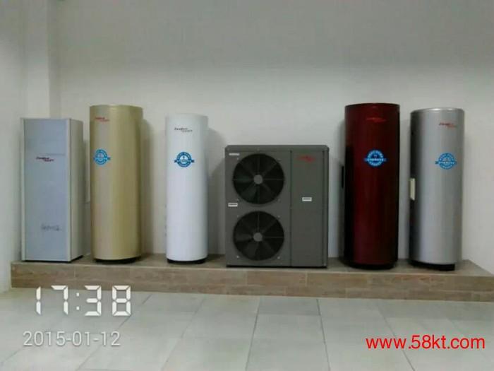 资乐空气能热水空调二联供机组