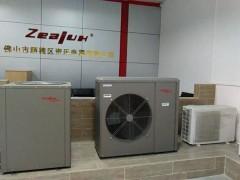 低温空气源采暖热泵机组