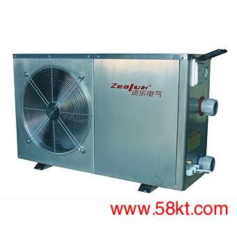 泳池恒温加热热泵机组