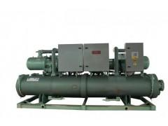 天海空调满液式地源热泵机组
