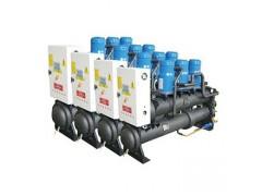 天海空调模块化地源热泵机组