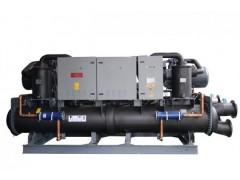 天海空调降膜式地源热泵机组