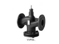 西门子VVF53系列两通阀