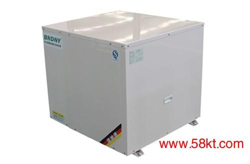 博纳德水水式水地源热泵机组
