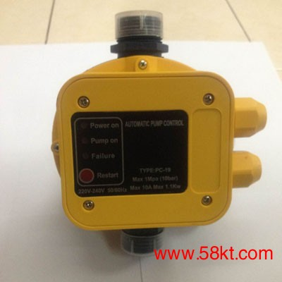 水泵压力控制器