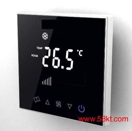 空调大屏液晶温控器