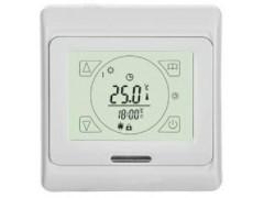 水地暖地热触屏温控器