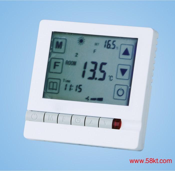 水地暖按键温控器