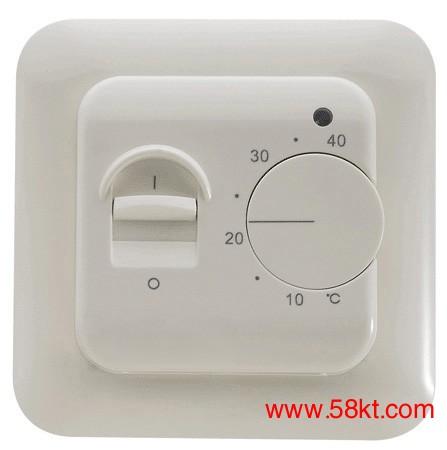 水地暖机械温控器