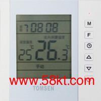 TM819系列炫屏液晶显示壁挂炉控制器