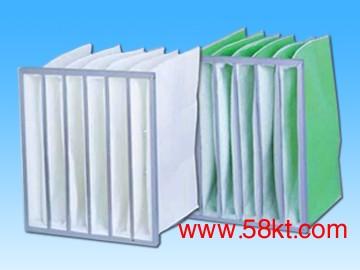 聚酯纤维袋式空气过滤器