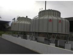 逆流式圆形冷却塔, 用户单位:德阳生物有限公司