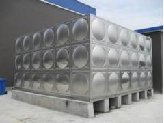 组合式不锈钢水箱, 补水、供水
