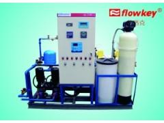 定压补水排气软化加药一体机组