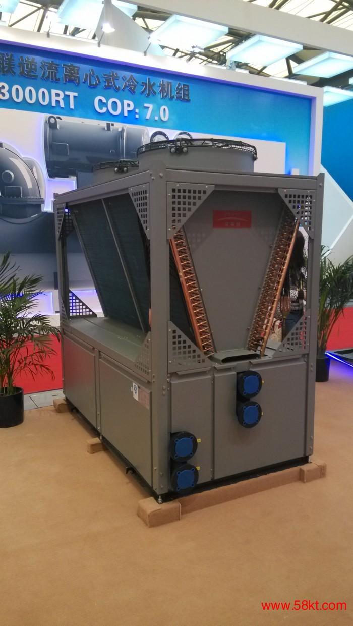 贝莱超低温全热回收风冷模块机组