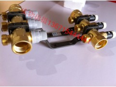 上海柯耐弗回路分水器, 一体锻造分水器