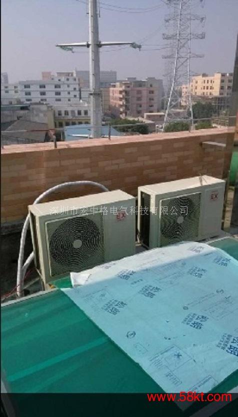 工业格力防爆空调