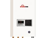 艾德诺内置泵无压单采暖电壁挂炉