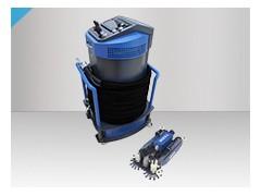 第三代亚欣集合型风管清洗机器人