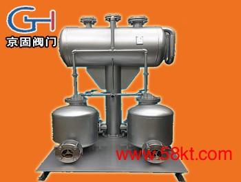 气动冷凝水回收装置